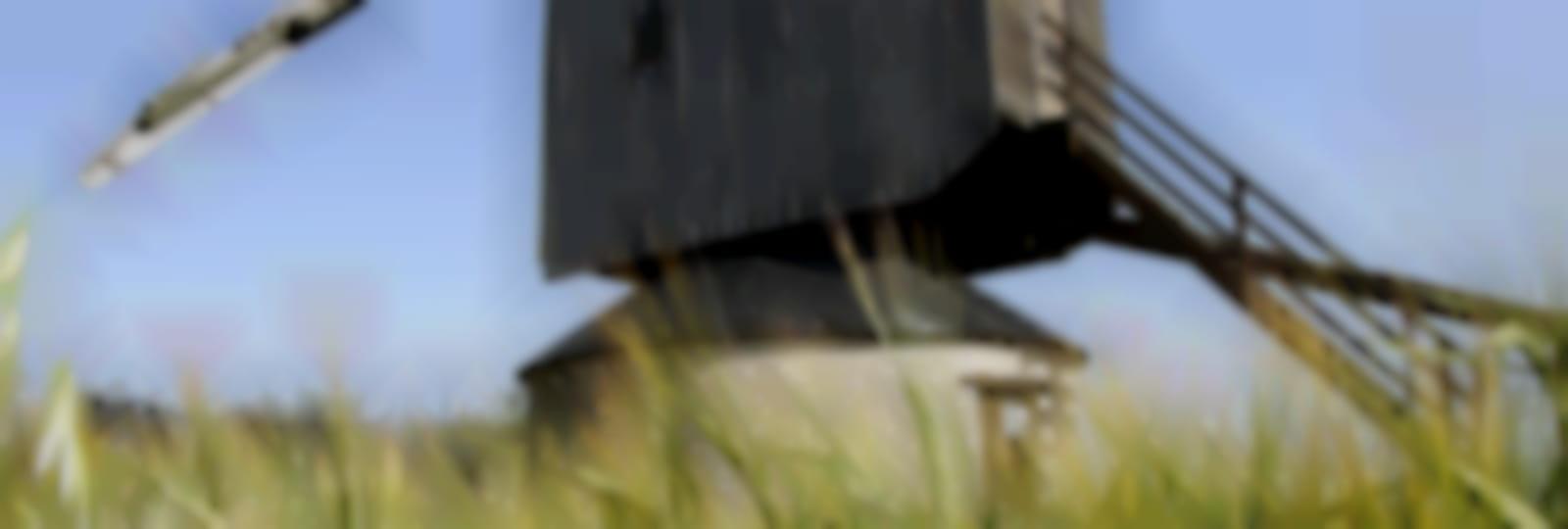 Moulin à vent de Levesville la Chenard