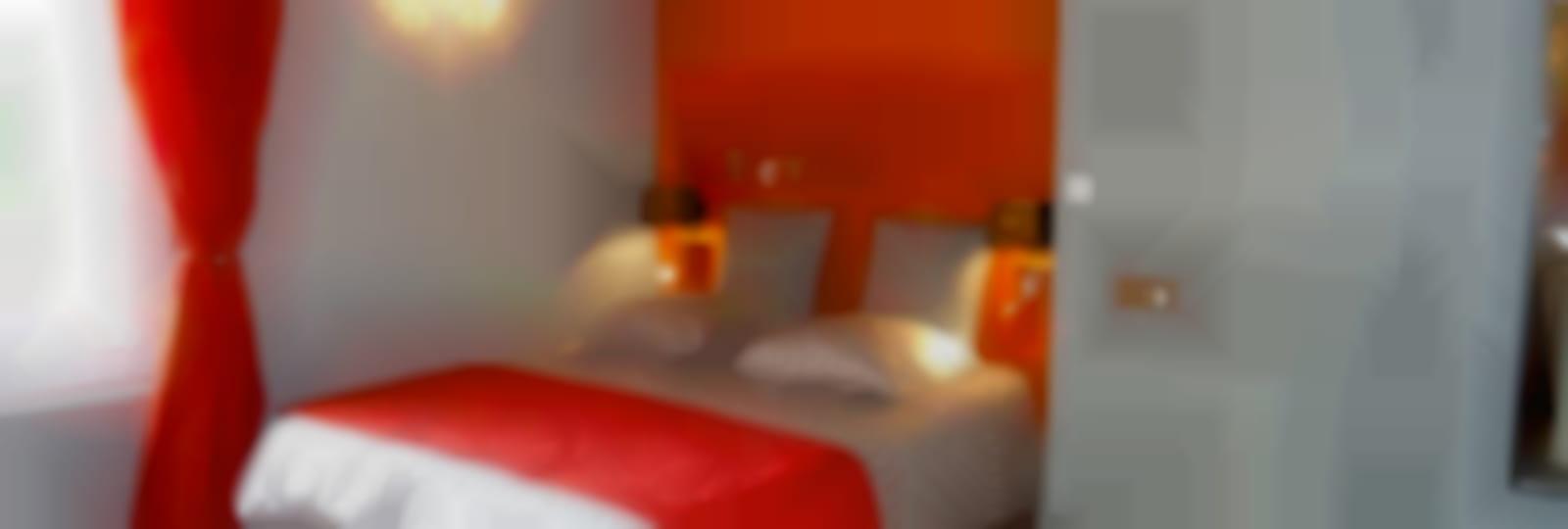 Appartement F1 de l'Octroi: chambre