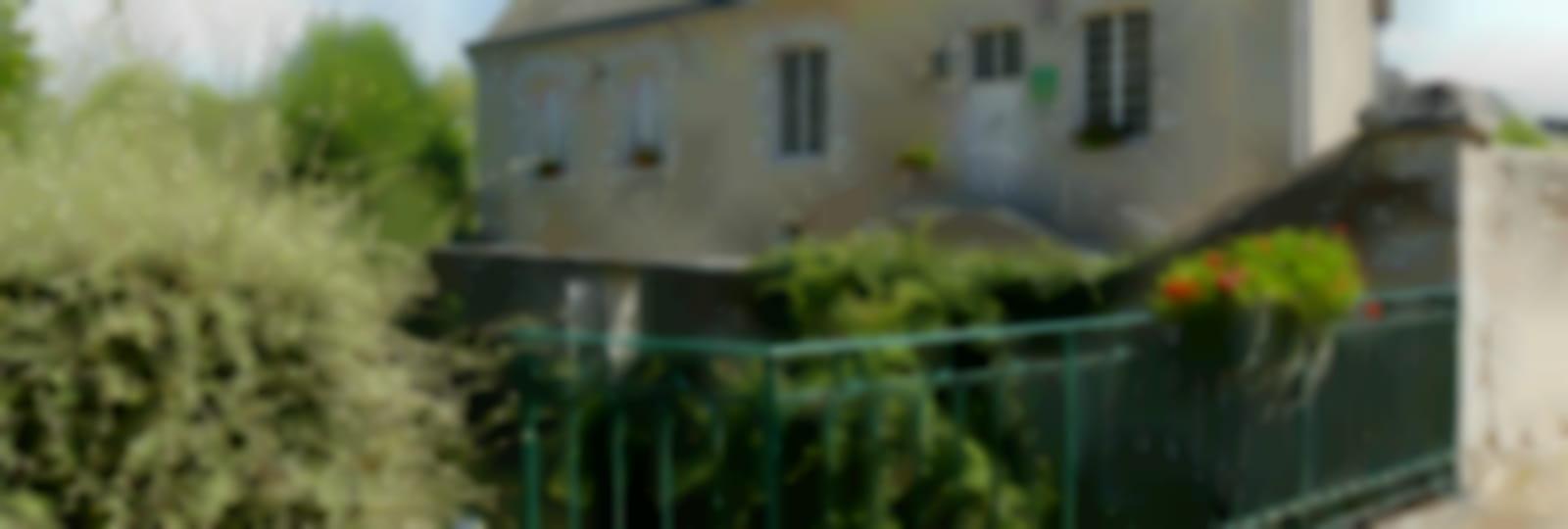 Maison au bord de l'Aigre