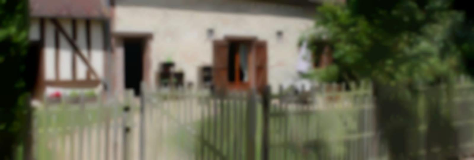La maison de Fessanvilliers