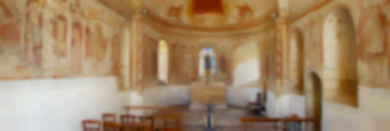 Chapelle romane Notre-Dame d'Yron