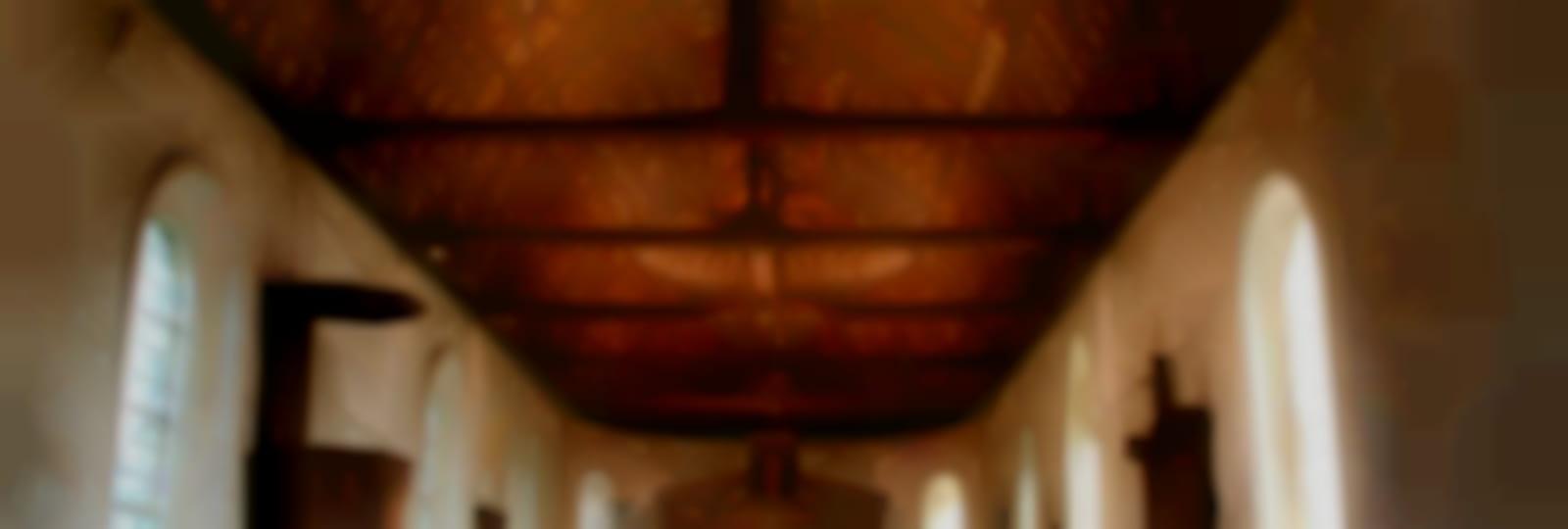 Voute de l'église Saint Martin Martin de la Croix-du-Perche
