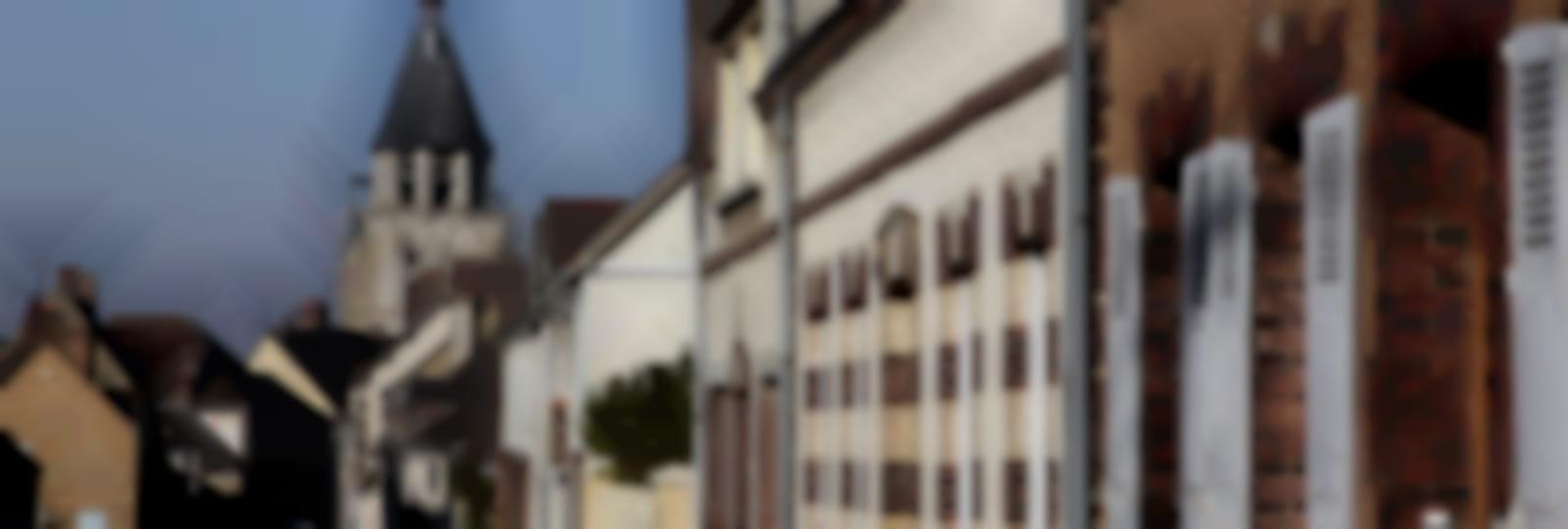 Visite de ville d'Illiers-Combray