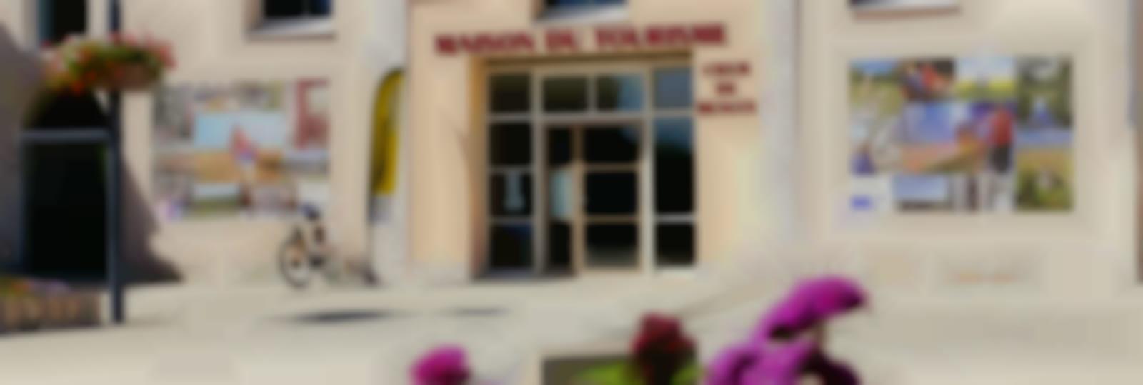 Maison du Tourisme Coeur de Beauce