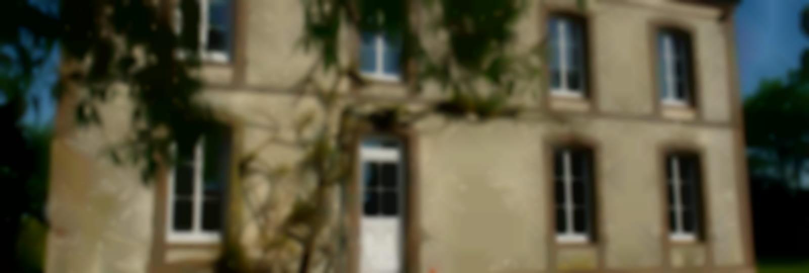 Maison bourgeoise du domaine de Marolles